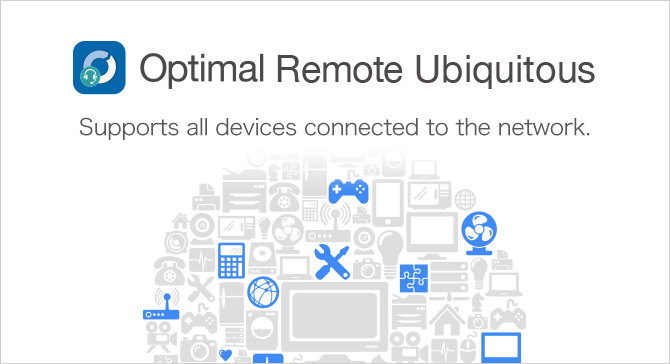 Optimal Remote Ubiquitous