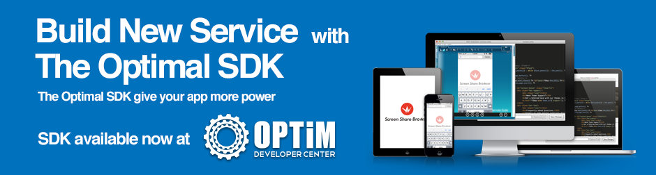 Build New Service with The Optimal SDK